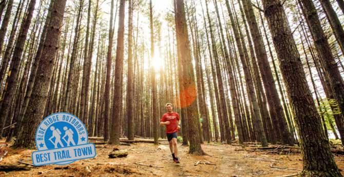 Roanoke Best Trail Town