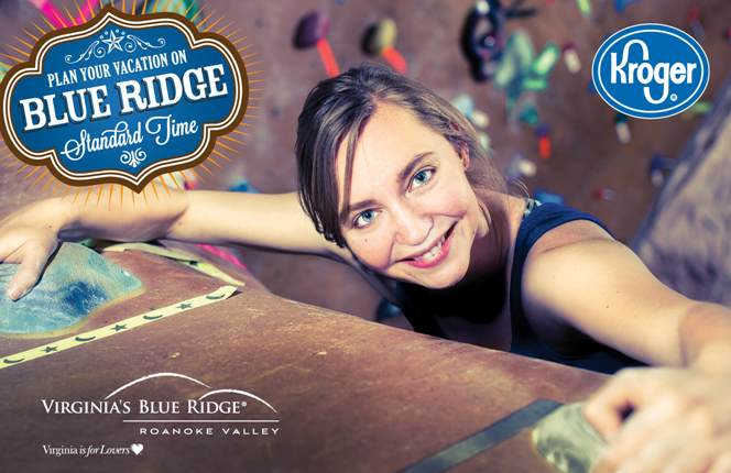 Climbing Wall - Blue Ridge Standard Time