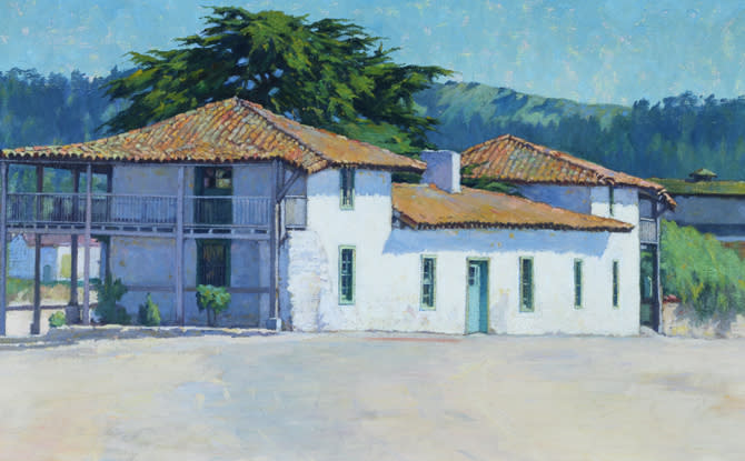 Art in the Adobes