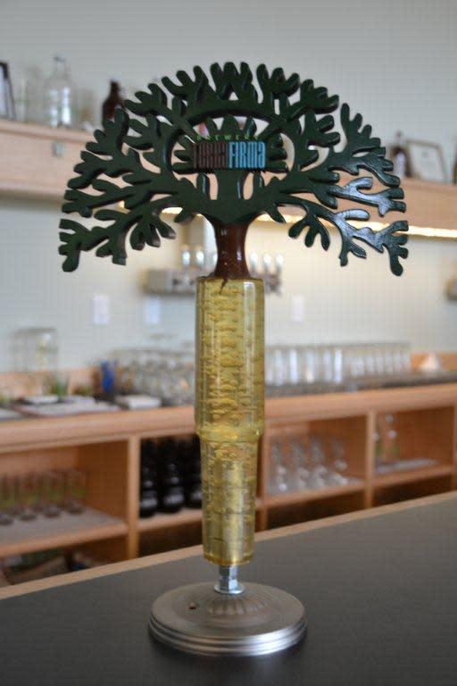 3d printed tap handle at Terra Firma (1)