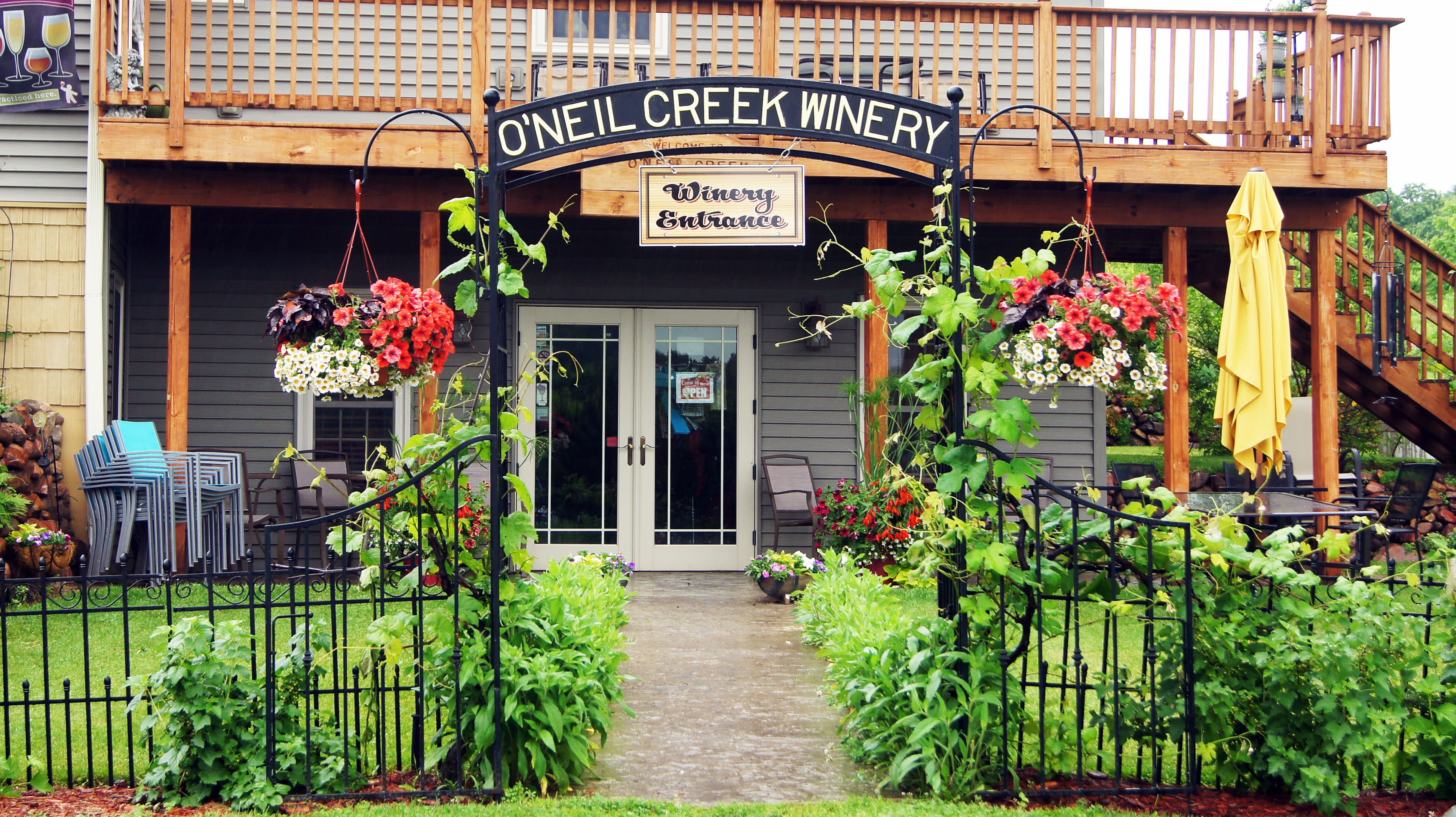 O'Neil Creek Winery - Photo by: Ty Randerson