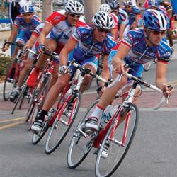 Twilight Bicycle Race