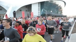 Running With the Dawgs 5k