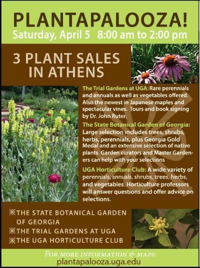 Plantapalooza Flyer 2014