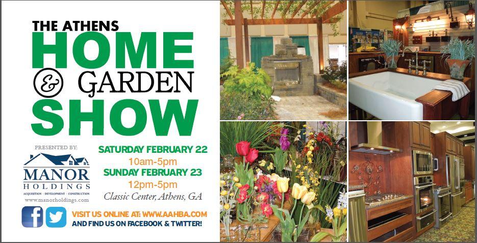 Athens Home and Garden Show
