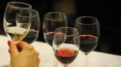 Wine Weekend Tasting Glasses