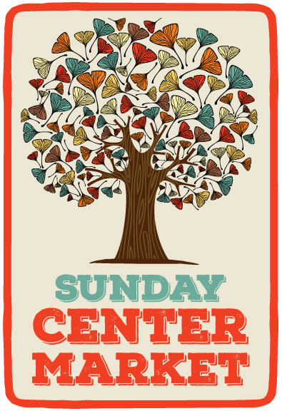 Sunday Center Market logo