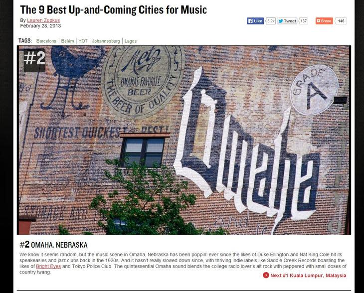 The 9 Best Up-and-Coming Cities for Music