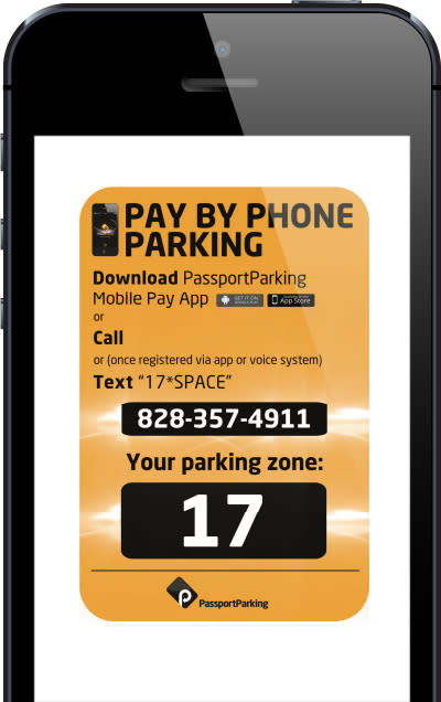 PassportParking provides the easiest way to pay for parking using your mobile phone. Registration takes two minutes and parking happens in a matter of seconds.