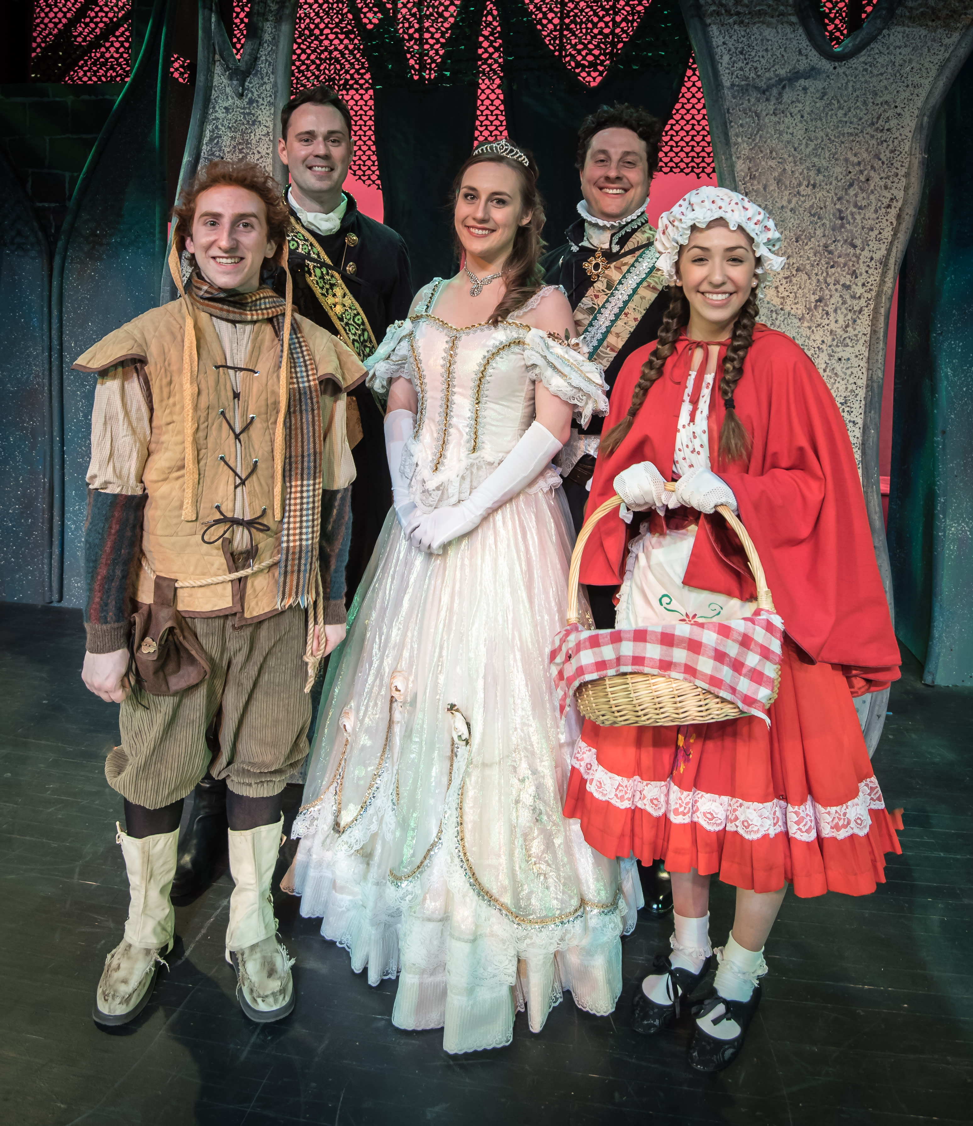 Into the Woods Cast