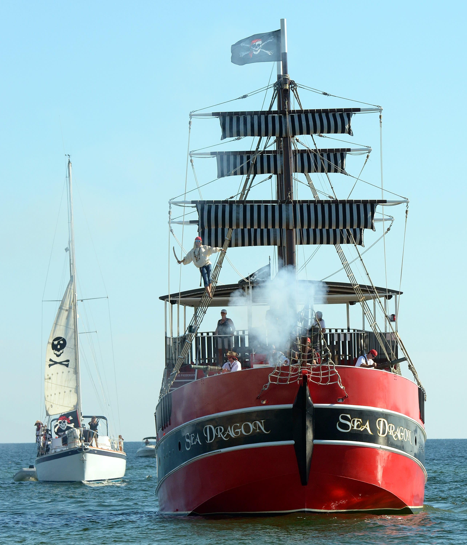Panama City Beach Pirates of the High Seas Festival