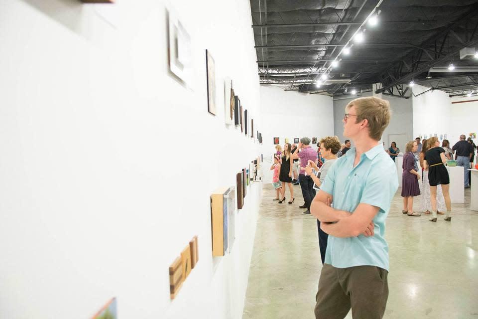 Gallery sites at West Austin Studio Tour
