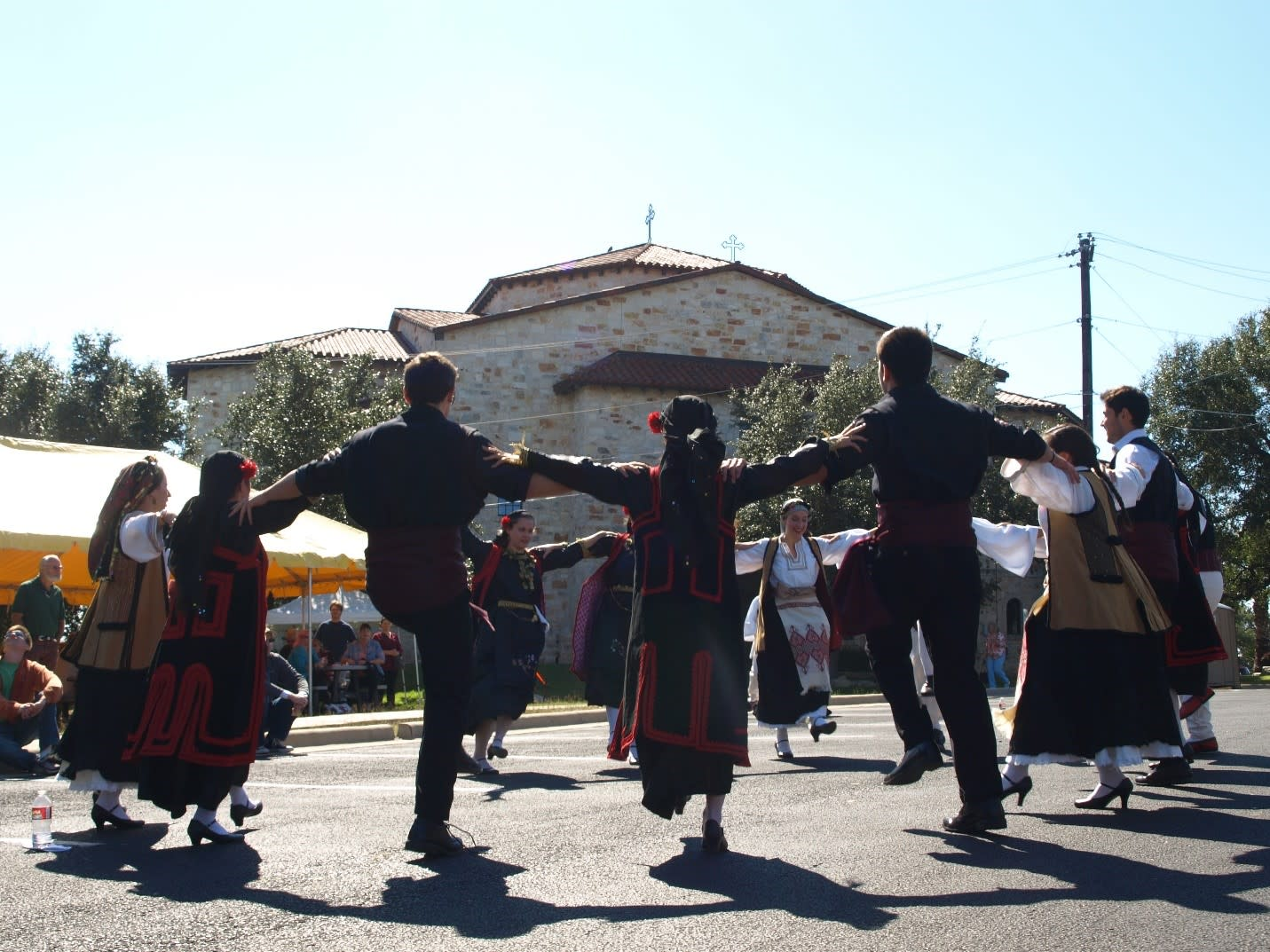 A Taste of Greece & Holiday Bazaar