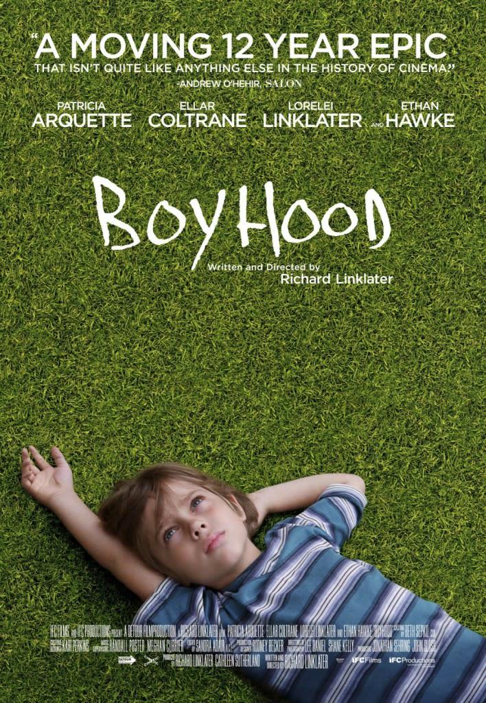 Boyhood, filmed in Austin, Texas