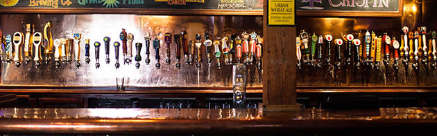 The taps at TapWerks