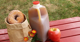 Fall Family Fun at St. John's Cider Mill