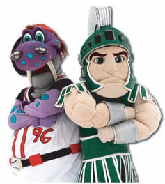 The Crosstown Showdown means MSU versus the Luggies and its one big party kicking off spring.