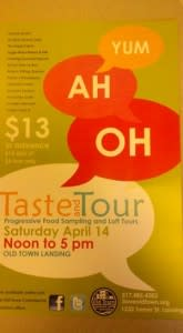 Taste and Tour Old Town Michigan