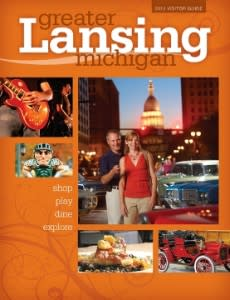 2012 Greater Lansing Michigan Visitors Guide