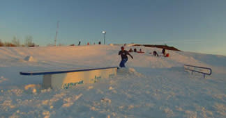Some killer extreme snow fun opportunities await at Hawk Island Snow Park on Cavanaugh Road in South Lansing.