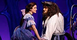 Beauty and the Beast Musical in Lansing