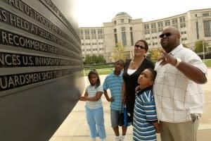 Michigan Vietnam Veterans Memorial