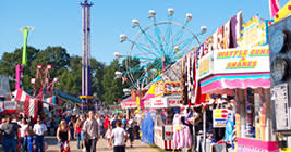 The Ingham County Fair has been bringing smiles to faces of all ages for 160 years.