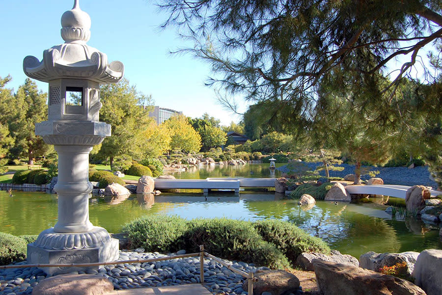 Japanese Friendship Garden