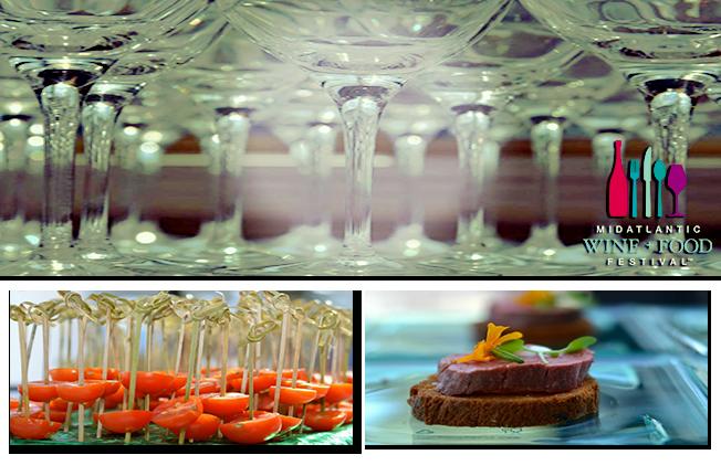 2015 MidAtlantic Wine + Food Festival