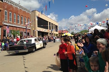 Mayberry in the Midwest is a popular annual event in Danville.