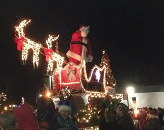 Christmas Under the Stars, Brownsburg, Indiana