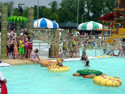 Splash Island Family Waterpark, Plainfield Indiana