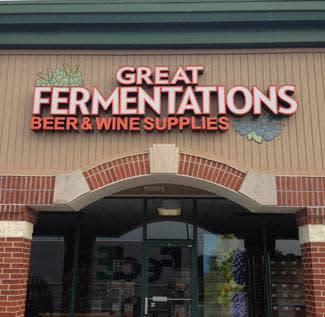 Great Fermentations Sign
