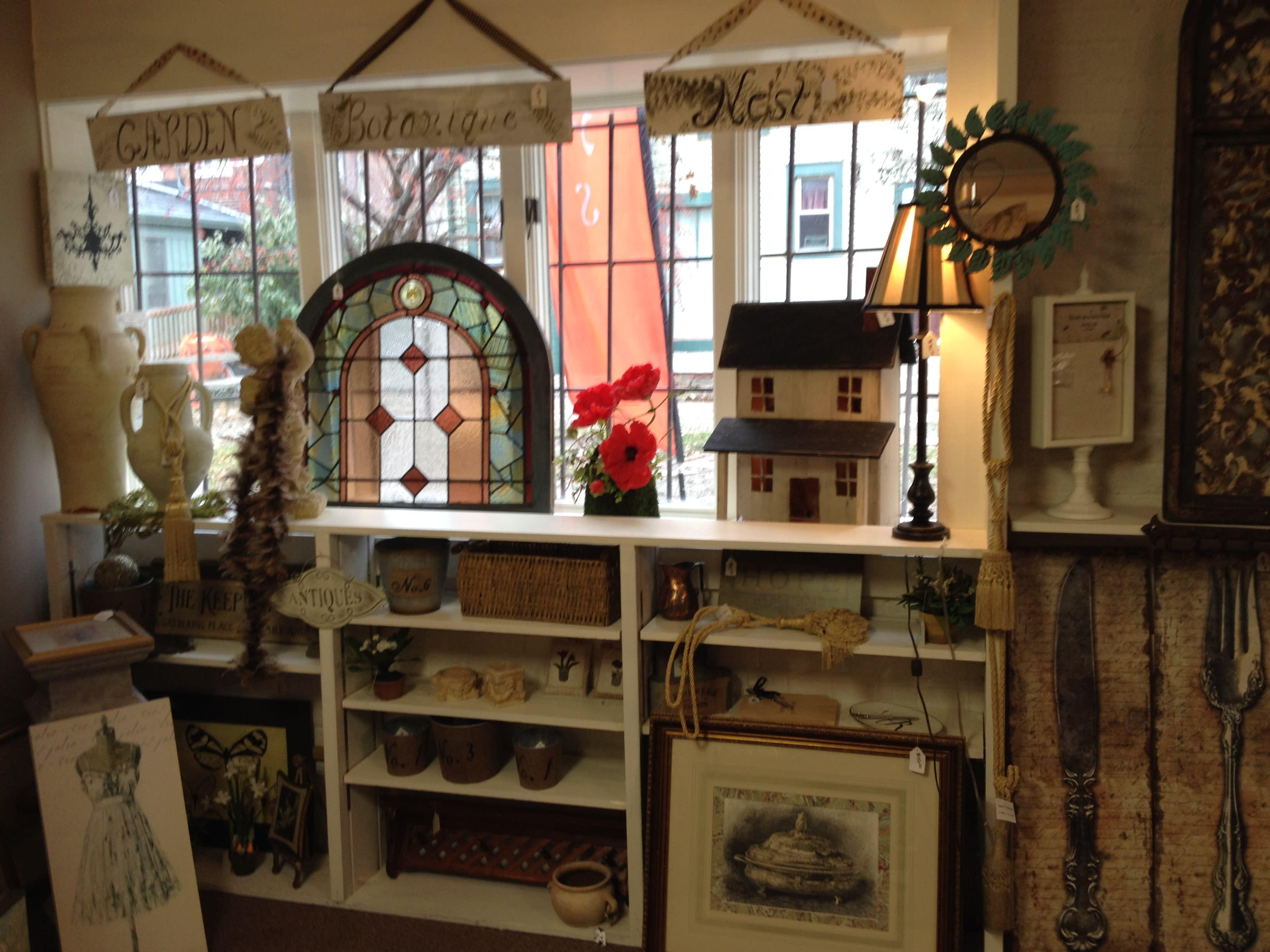 Sneak a peek inside Emily's Haute Cottage!