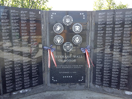 Veterans Wall of Honor (2)
