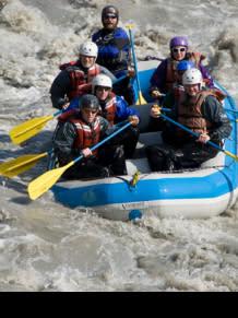 Rafting Matanuska