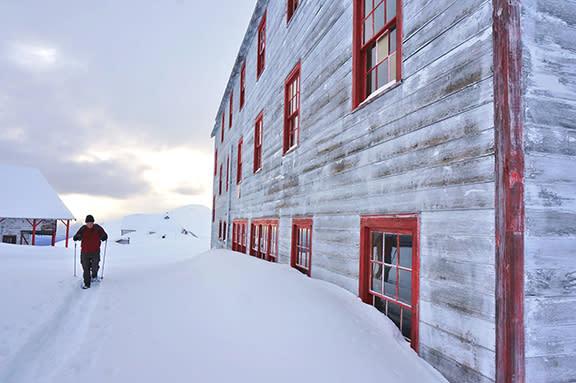 Snowshoe Indy Mine