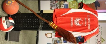 Quidditch broom