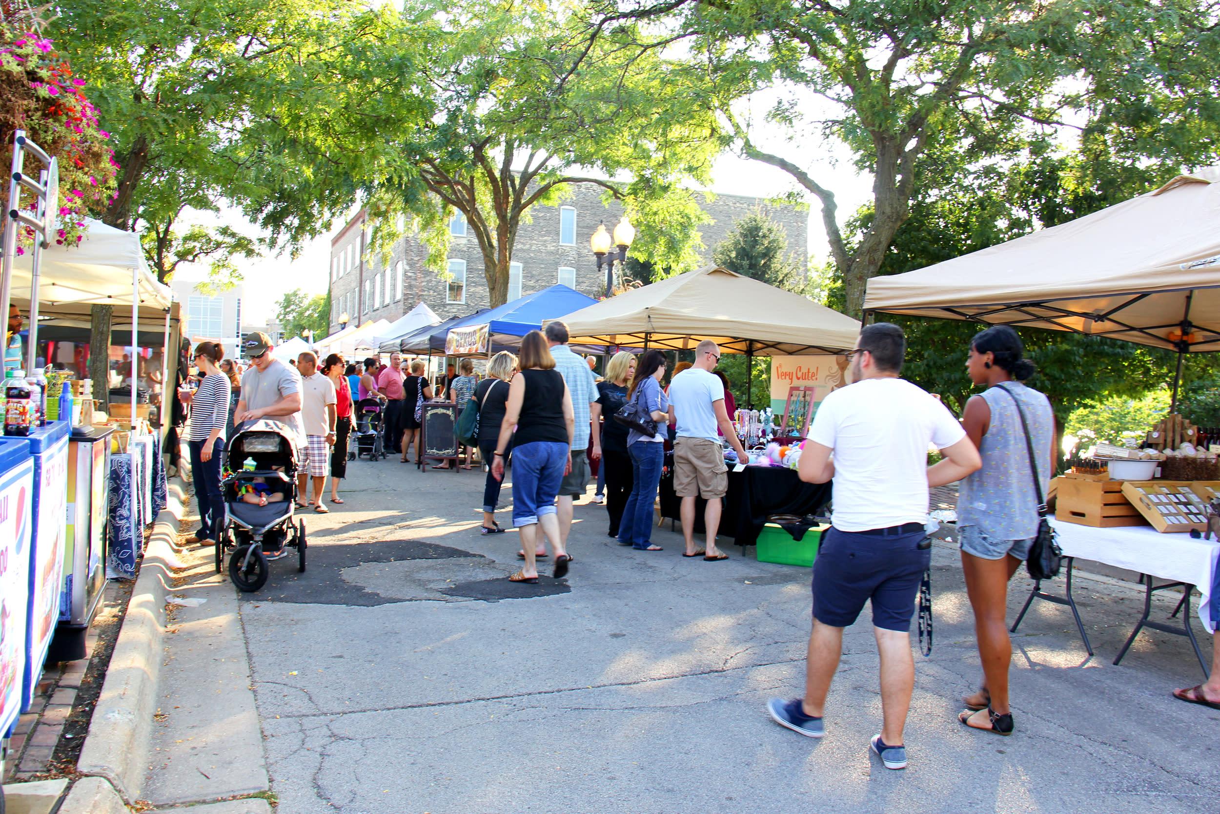city market street