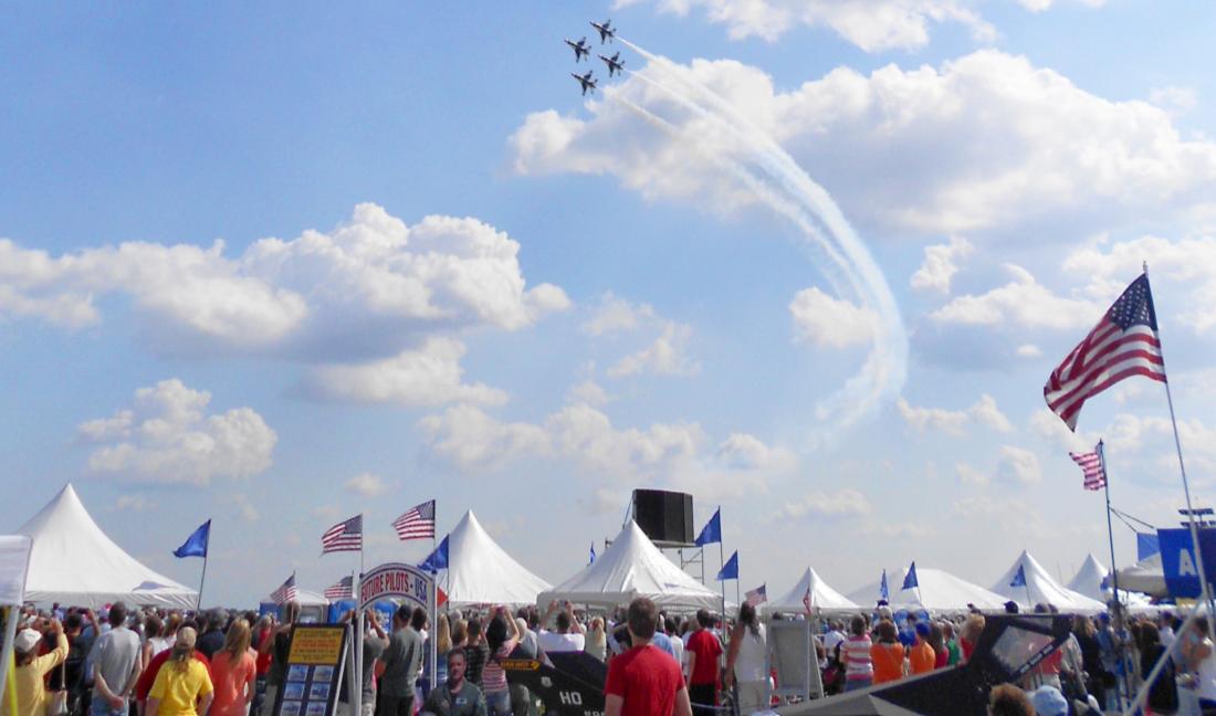 Rockford AirFest 2014