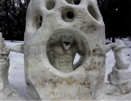 snow sculpting 2016 1