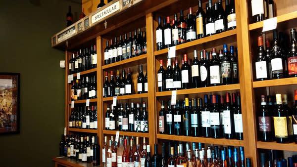 wine blog five forks