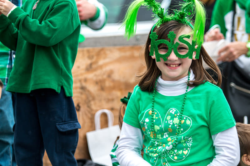 St Patricks Day blog 1