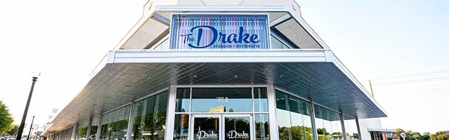 The Drake Restaurant Exterior