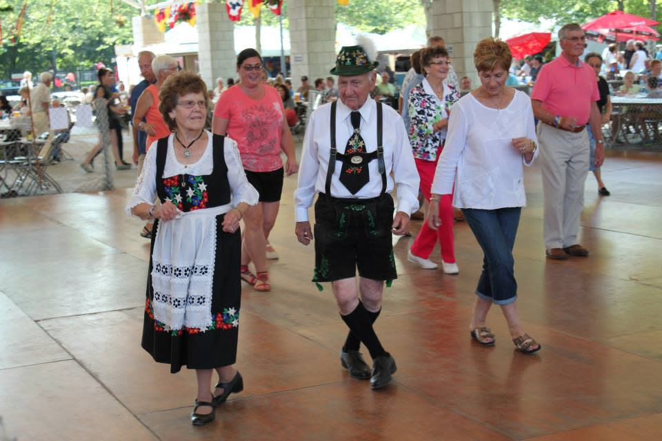 Germanfest Dancing