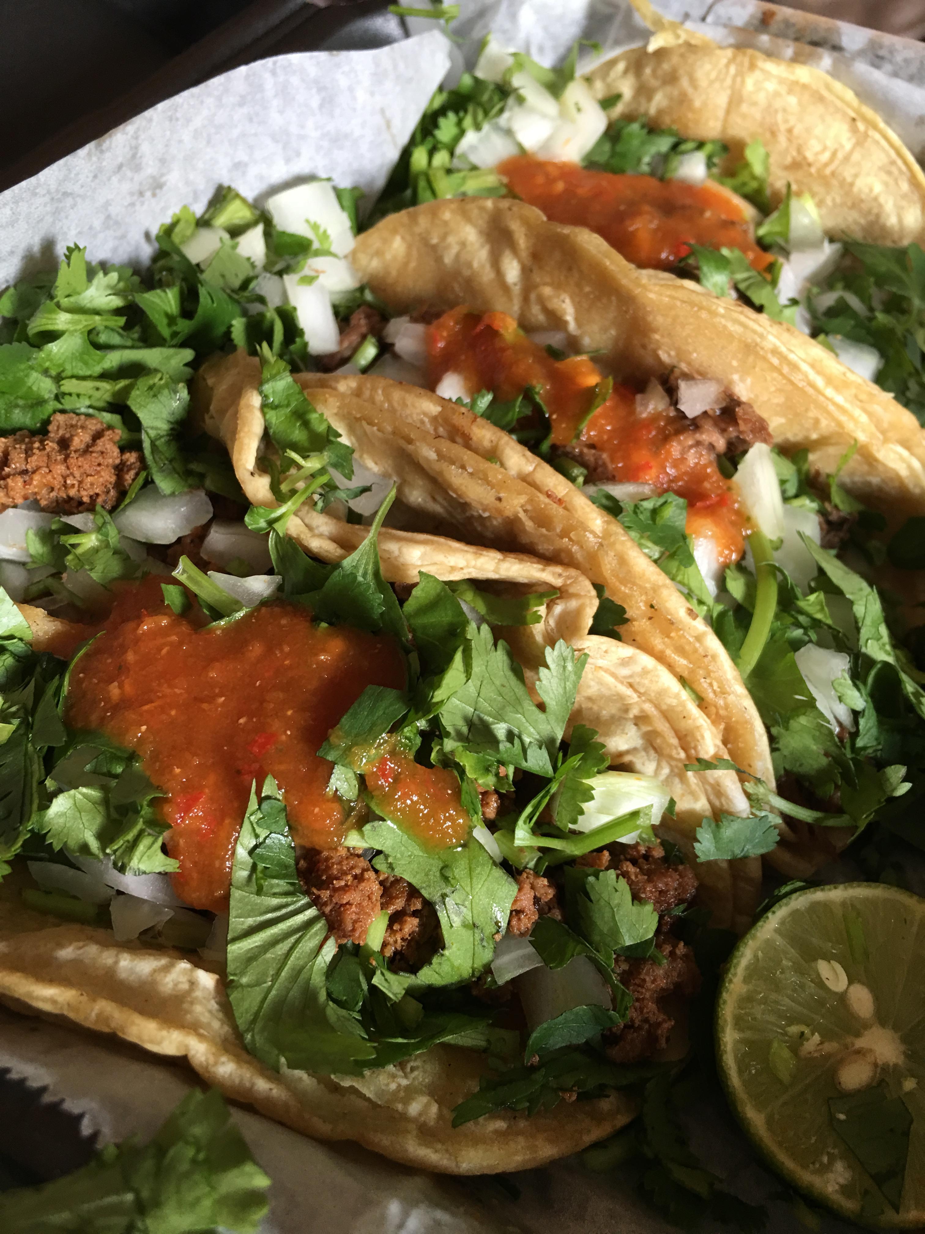 Salsa Grille Tacos at George's International Market