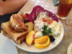 The Bread Basket Cafe & Bakery is a popular Hendricks County popular breakfast and lunch spot.
