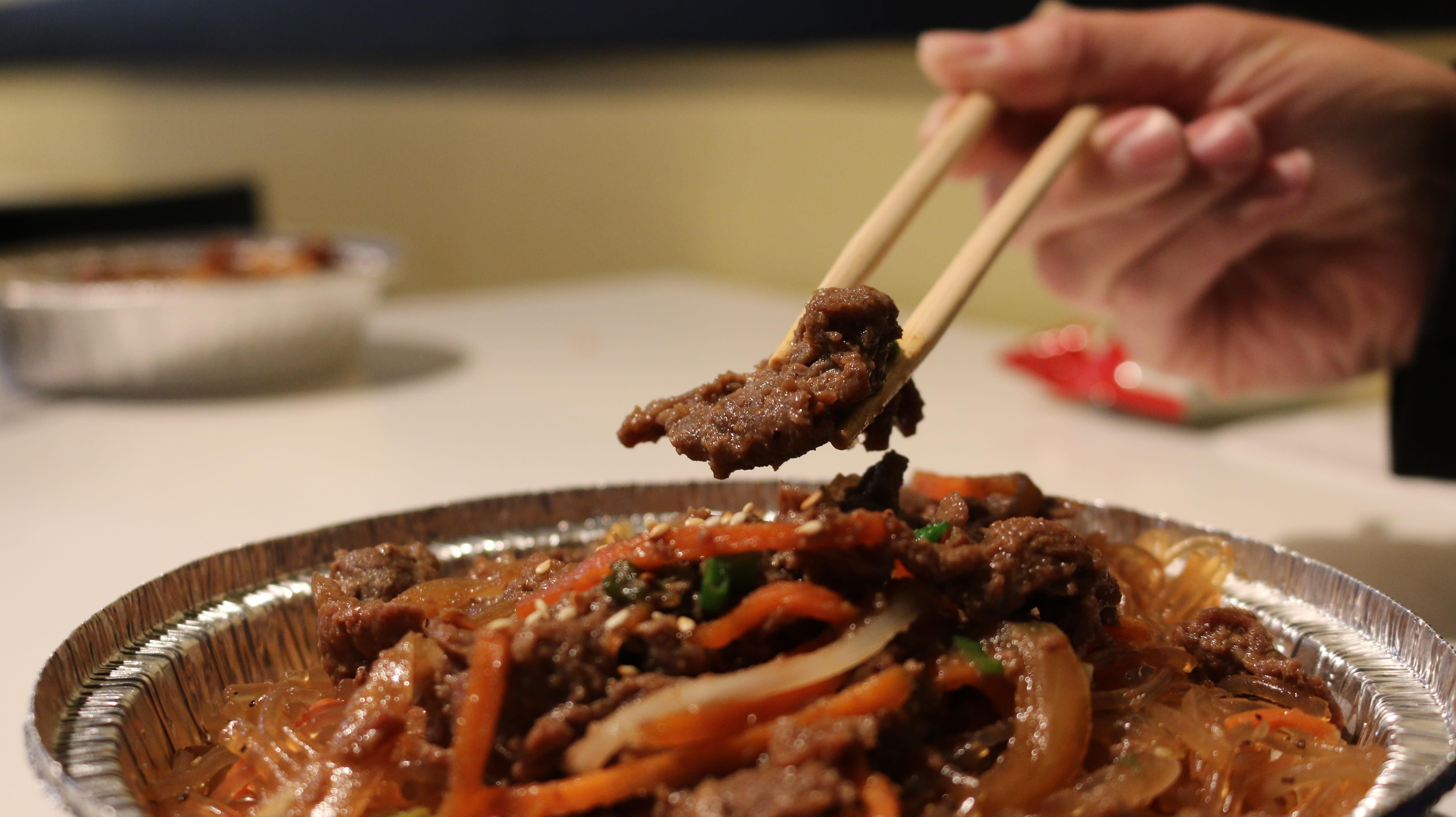 Beef bulgogi from Koko's