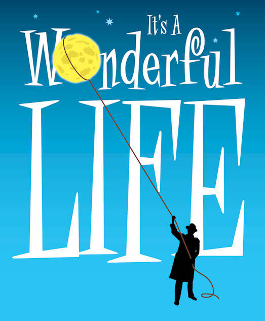 It's a Wonderful Life Play Poster