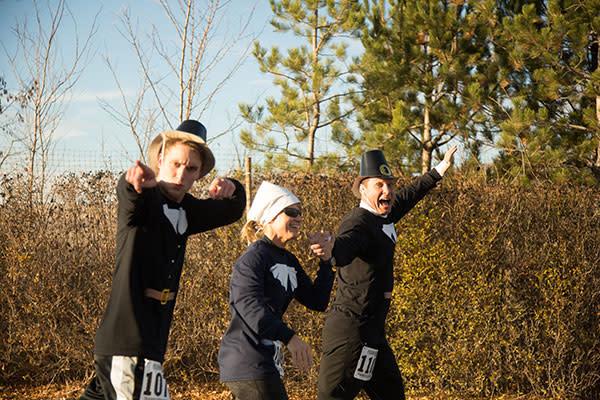 pilgrim 5k runners